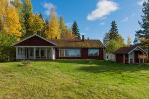 Denna fyrarumsvilla i Milsbo, Borlänge kommun, toppar återigen Klicktoppen. Foto: Patrik Persson