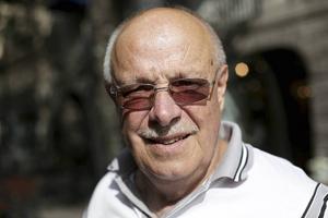 Rolf Larsson, ledamot i distriktsstyrelsen för SPF Seniorerna i Västernorrland.