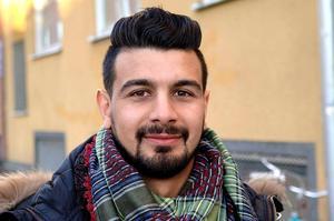 Raad Al-Duhan från Gävle