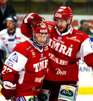 Matt Murley och Timrå Pärssinen.