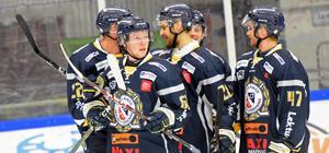 Det blev en 5–3 vinst hemma mot Lindlöven.