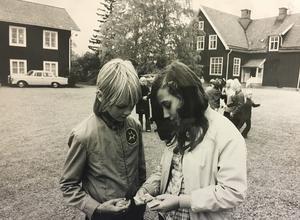 Lundby kyrkskola 1972. Foto: Lars Höglund/VLT:s arkiv