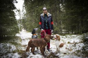 Senaste tiden har Evelina Åslund Bäck fått önskemål om en upplevelse för dem som inte jagar.