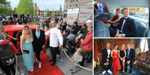 Tisdag 28 maj hölls bal på Gamla Teatern i Östersund. Denna kväll var