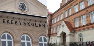 En sammanslagning av Ekebyskolan och Vallaskolan är aktuell.