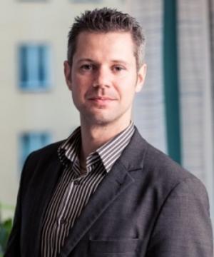 Christian Sandström, docent verksam vid Chalmers och Ratio