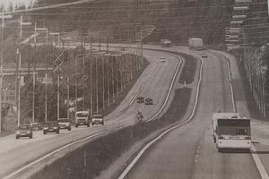 Vägverket i Sundsvall vill att E4 mellan Gävle och Sundsvall ska få motorvägsstandard