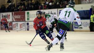 Hans Andersson spelade vänsterhalv och där blir han kvar.