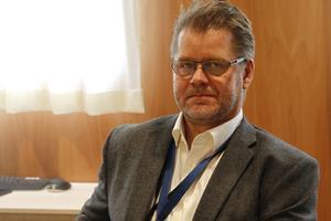 Kenneth Forssell är medveten om bristerna i kommunens arbete med suicidprevention