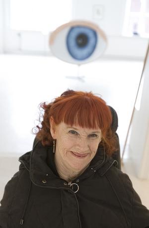 Gölin Folkessons ljusa akvareller med skira landskapsmotiv skvallrade om hennes ljusa sinne. Hon var en positiv person som inte såg några begränsningar, bara möjligheter.