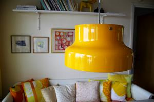 Lampan Bumlingen från Ateljé Lyktan .