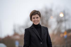 Kommunikationschef Emelie von Bothmer. Foto: Falu kommun/Ulf Palm