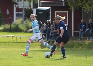 Efter ett skade- och sjukdomsfyllt år lämnar Emma Hansson nedflyttadde Ornäs för att ta nya tag i division ett med Gustafs.
