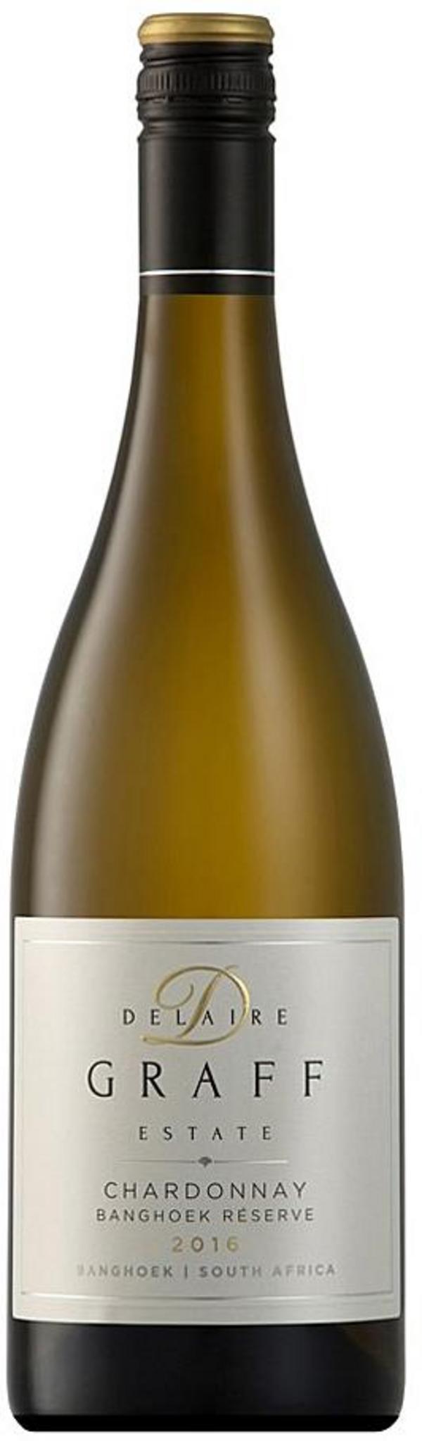 Banghoek Reserve Chardonnay.