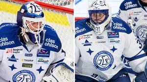 Tex Williamsson och Jonas Arntzen kan få ökad konkurrens om Leif Carlsson får bestämma. Foto: Daniel Eriksson/Bildbyrån