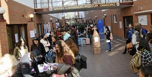 Ännu en grupp studenter har under april månad utexaminerats från Högskolan Dalarna.