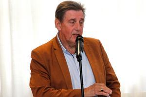 Björn Brink (C) är ordförande för Ljusdals kommuns revisorer.