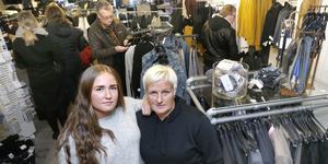 My och Nettan Magnusson har beslutat sig för att stänga sin butik Hallonsoda.