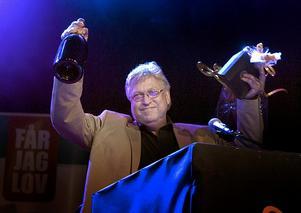 Erik Lihm blev årets keyboardist. Foto:Paulina Håkansson