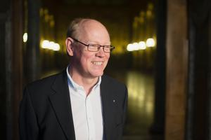 Lars Rådh, tidigare stadsdirektör i Stockholm, en av de som söker Bo Dahllöfs arbete i Västerås. Foto: Vilhelm Stokstad/TT