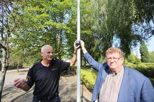 Polisen Dalarna och Borlänge kommun håller ihop: