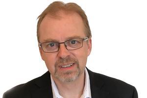 Jörgen Ågran, tillförordnad kontorschef på Swedbanks kontor i Östersund
