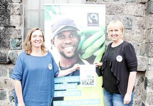 Allmänheten i Avesta uppmanas ifrågasätta uppgifterna om Fairtrade från hållbarhetsstrateg Mirjam Nykvist och kommunstyrelsens vice ordförande Sussie Berger (S).