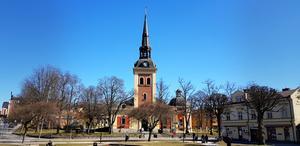 S:ta Ragnhilds kyrka i Södertälje.