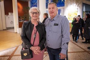 Annica och Rolf Jonsson såg Sanna på lyslördagen och ville se mer.