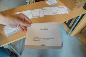 Nu är alla röster kontrollräknade i kommunvalet i Askersund. S backade med tre mandat, medan M ökade med två och SD med ett.