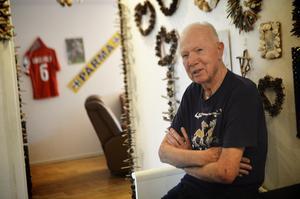 Torgny Svensson, morfar till den svenske landslagsmannen Riccardo Gagliolo.