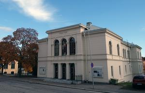 Söderhamns teater från 1881. Foto Anna Hedelius