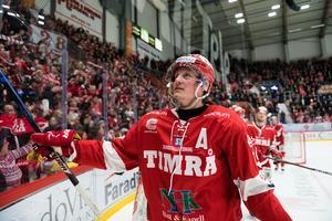 Erik Karlsson har producerat en del även i Finland, men klubblaget har haft det minst sagt tungt. Bild: Pär Olert/Bildbyrån.