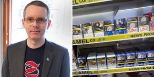 – Vi ställer höga krav på skötsamhet för den som ska få ett tobakstillstånd, säger Göran Herdin, chef för tillståndsenheten på Gävle kommun.