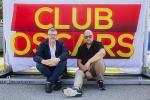 Oscar Engqvist och Tomas Lingman är männen bakom succén Club Oscars på Östra berget som varit öppet under sommaren.