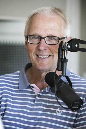 Jon Norberg har jobbat i många år på Sveriges Radio.