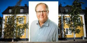 Rolf Löfberg, chefsförhandlare i Akademikerförbundet SSR, har företrätt enhetschefen i förhandlingen med Avesta kommun, som sagt upp enhetschefen Annika Johansson. Foto: Arkivbild/Akademikerförbundet SSR