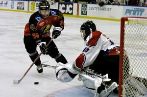 Lars-Göran Kaneskär och hans BIS orkade inte alls när det drog ihop sig till kval säsongen 2005/2006.