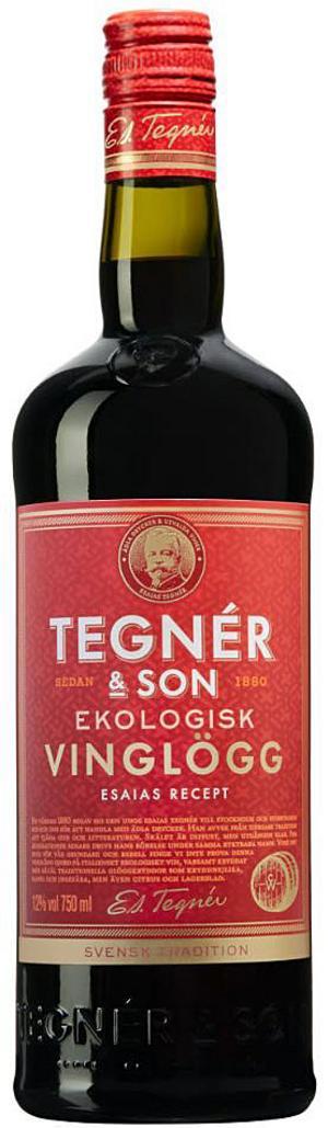Tegnèr & Son Ekologisk Vinglögg.