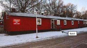 Rasta motell i Arboga. Foto: Polisen