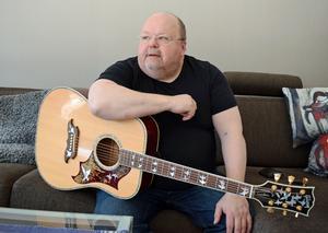 Kalle Moraeus gör dubbla konserter i Dalhalla den 21 och 22 juli.