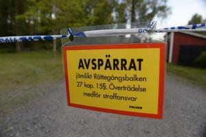 Skjutning i Fagervik, avspärrning, skottlossning Fagervik