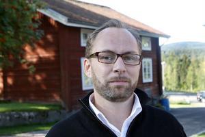 Michael Angelryd håller i trådarna för Stenegårdsprojektet.