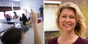 Skolchef Anna Wiklund vill att Sala kommun ska vara en attraktiv arbetsgivare.