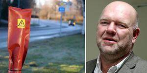 Jan Filipsson (S) tycker det är dags att Trafikverket börjar se över och återställa de brister man har i sin belysning runt om i Ånge kommun.