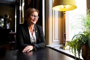 Ulrica Widmark-Norberg blickar framåt. Efter 50-årsdagen väntar nya utmaningar. Kanske en egen hästgård så småningom.