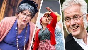 Botvidgängets fars i Föllinge hade premiär på midsommardagen.