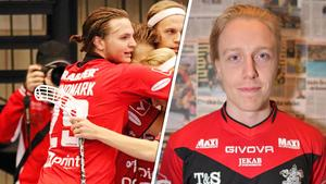 Örebro förstärker med Marcus Pontusson, till höger.