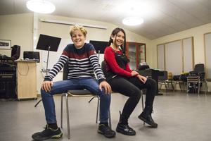 Vidar Lans och Nina Larsson kommer tillsammans att vara konferencier för årets välgörenhetskonsert.