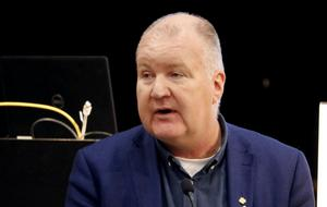 Mathz Eriksson (C) socialnämndens ordförande.